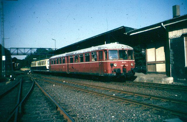 Akku-Triebwagen 515 - ex ETA 150 815_7311