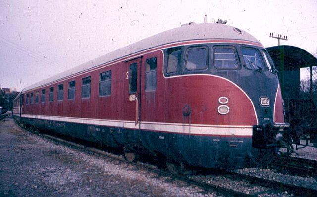 """Die Baureihe 613 - ein """"Eierkopf"""" 913_6010"""
