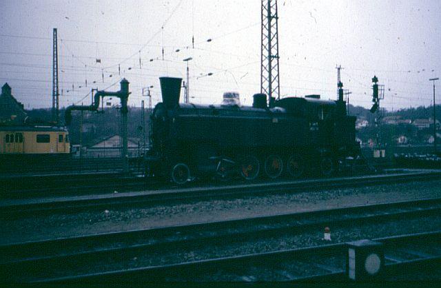 Die Dampflokbaureihe 93 der ÖBB 93_13210