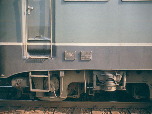 Die E-Lok Baureihe 140 / E40 der DB - der Alleskönner Drehge10