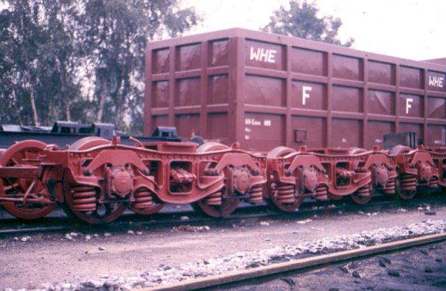 Eisenbahn-Impressionen Drehge12