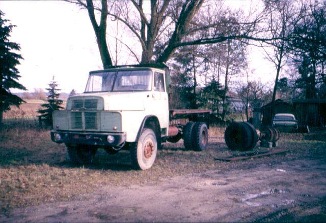 LKW - Nostalgie und Vergangenes Hensch10