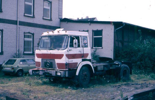 LKW - Nostalgie und Vergangenes Merced12