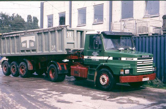 LKW - Nostalgie und Vergangenes Scania10