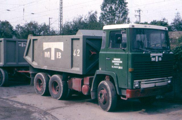 LKW - Nostalgie und Vergangenes Scania11