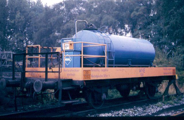 Eisenbahn-Impressionen Tankst10