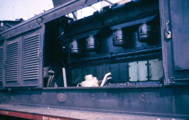 Die Diesellok der Baureihe 236 / V36 der DB - ex WR360 C14 V36_2010