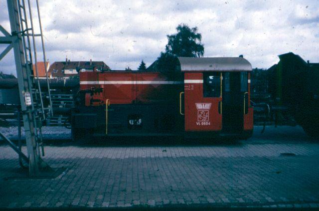 Besuch bei der Westfälischen Landeseisenbahn WLE 1987 Vl_06010