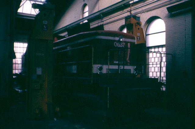 Besuch bei der Westfälischen Landeseisenbahn WLE 1987 Vl_06310