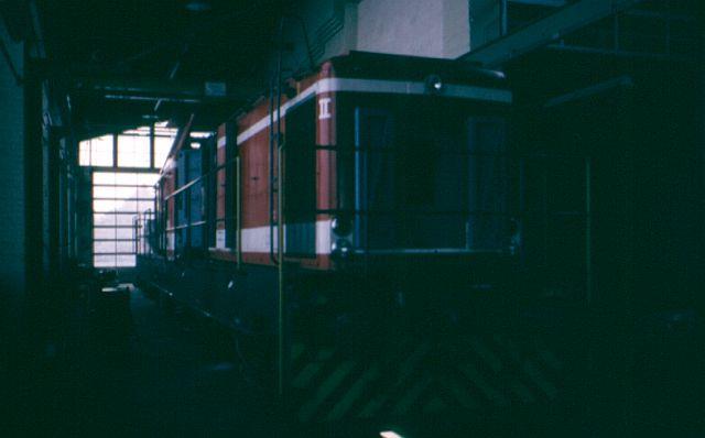 Besuch bei der Westfälischen Landeseisenbahn WLE 1987 Vl_06311