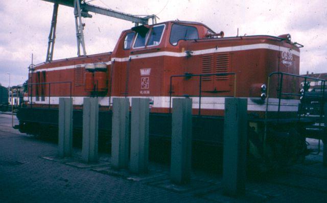 Besuch bei der Westfälischen Landeseisenbahn WLE 1987 Vl_06313