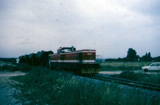 Besuch bei der Westfälischen Landeseisenbahn WLE 1987 Vl_06316