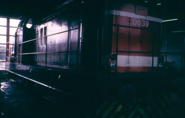 Besuch bei der Westfälischen Landeseisenbahn WLE 1987 Vl_06319