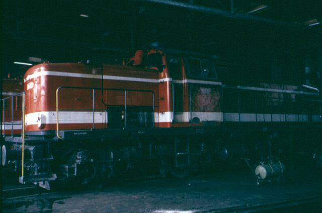 Besuch bei der Westfälischen Landeseisenbahn WLE 1987 Vl_06410