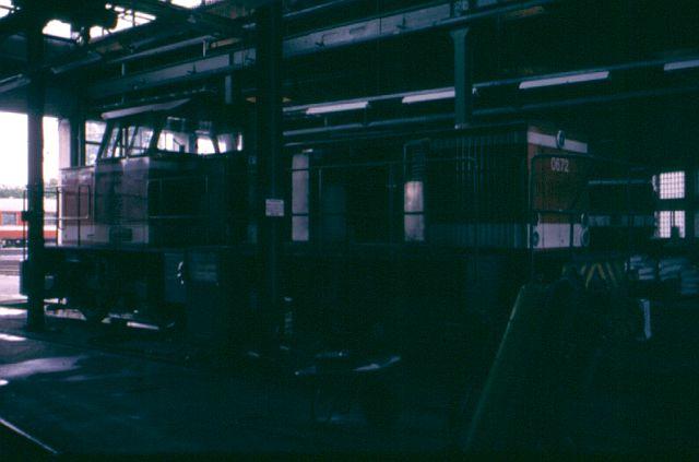 Besuch bei der Westfälischen Landeseisenbahn WLE 1987 Vl_06710
