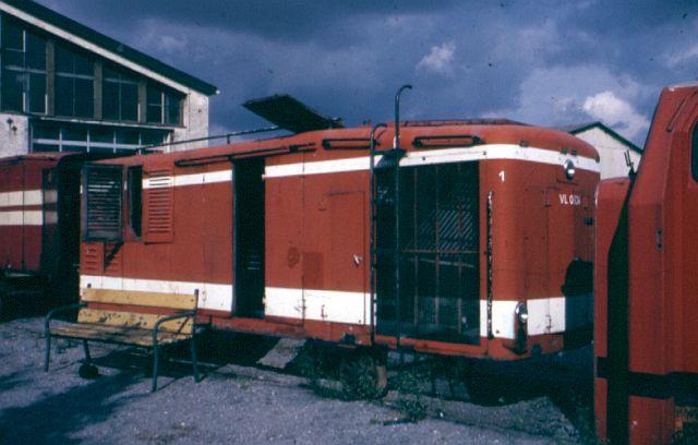 Besuch bei der Westfälischen Landeseisenbahn WLE 1987 Vorbau10
