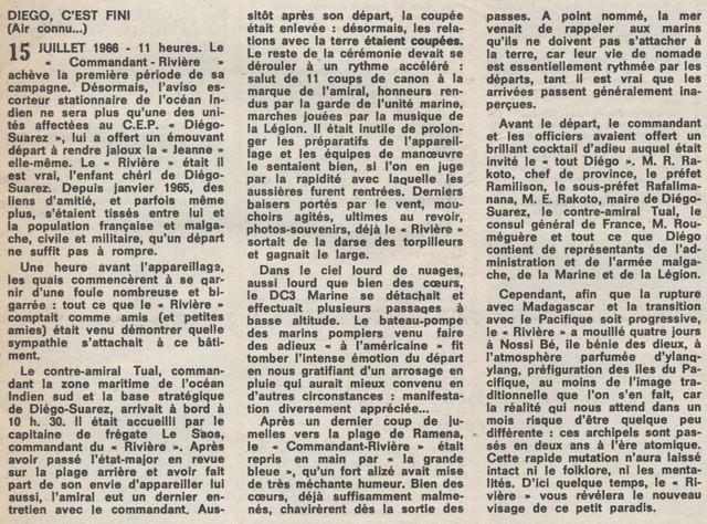 COMMANDANT RIVIERE (AE) - Tome 2 - Page 7 Riviar11