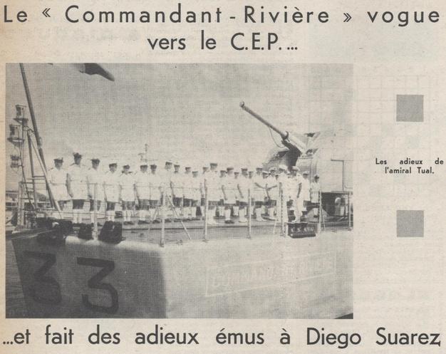 COMMANDANT RIVIERE (AE) - Tome 2 - Page 7 Riviar12