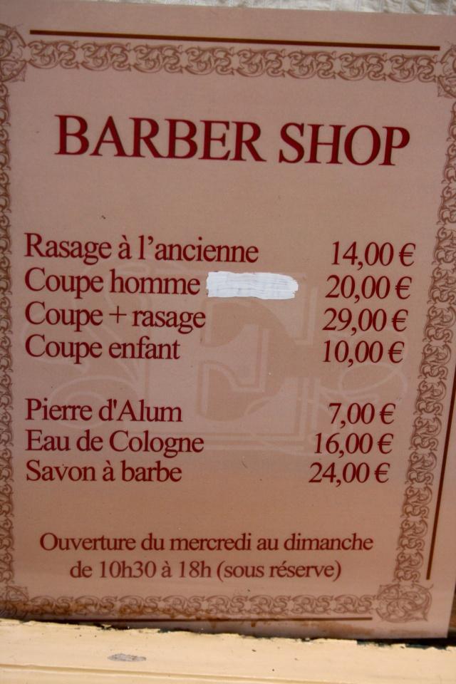 Dapper Dan's Hair Cuts - bientôt Liberty Barber Shop [Main Street, U.S.A. - 1992] - Page 3 Img_7810