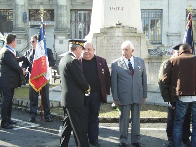 Commemoration 8 novembre 2009 à SAUMUR Assemb11
