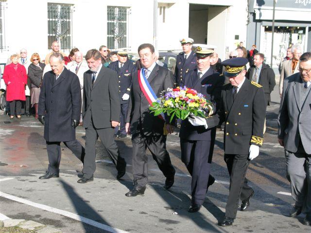Commemoration 8 novembre 2009 à SAUMUR Img_1810