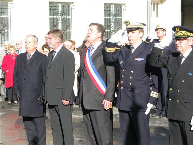 Commemoration 8 novembre 2009 à SAUMUR Img_1812