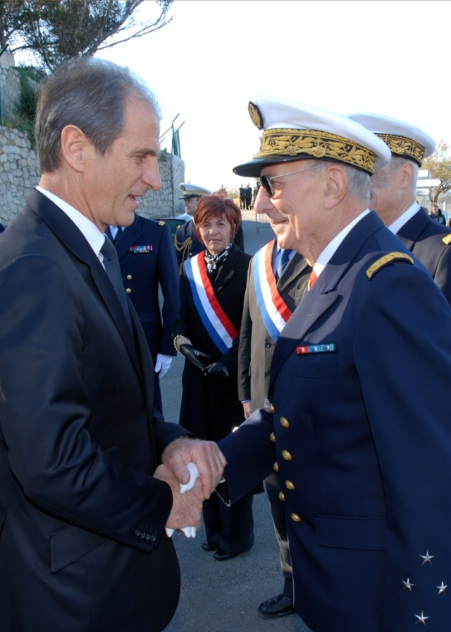 inauguration du memorial des sous mariniers de Toulon Photo213