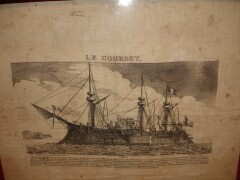 LES MOUCHOIRS D'INSTRUCTION MILITAIRES (Marine et Bateaux) Le-cou10
