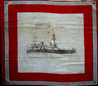 LES MOUCHOIRS D'INSTRUCTION MILITAIRES (Marine et Bateaux) Le_bre10
