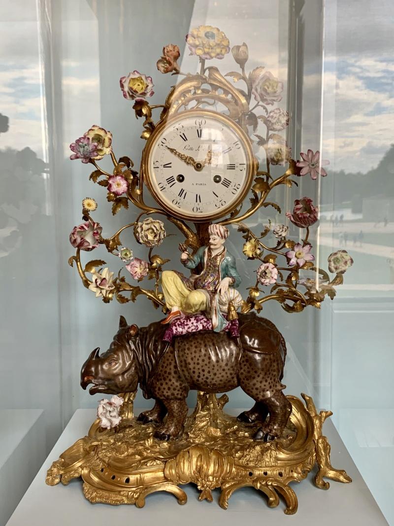 Fabrique de l'Extravagance, château de Chantilly, exposition 076d9410