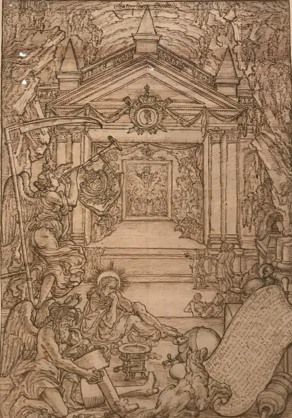 Georges Focus : La folie d'un peintre de Louis XIV 085baa10