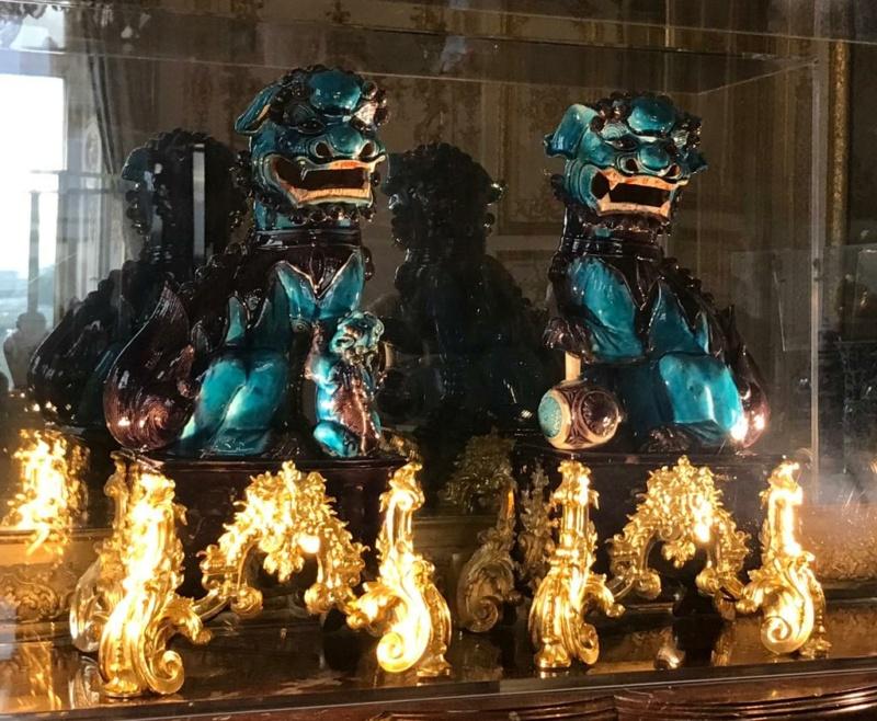 Fabrique de l'Extravagance, château de Chantilly, exposition 088c1d10