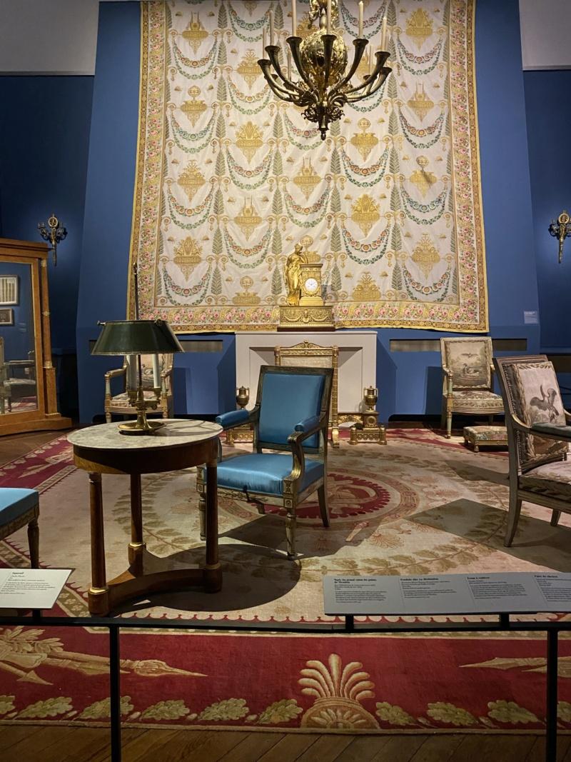 Les Palais disparus de Napoléon, au Mobilier national (2021) 0fa73710