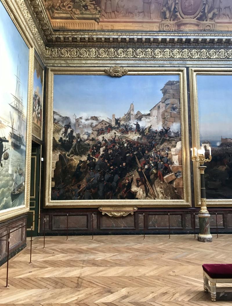 Exposition Louis-Philippe, en 2018 à Versailles - Page 5 1322f110