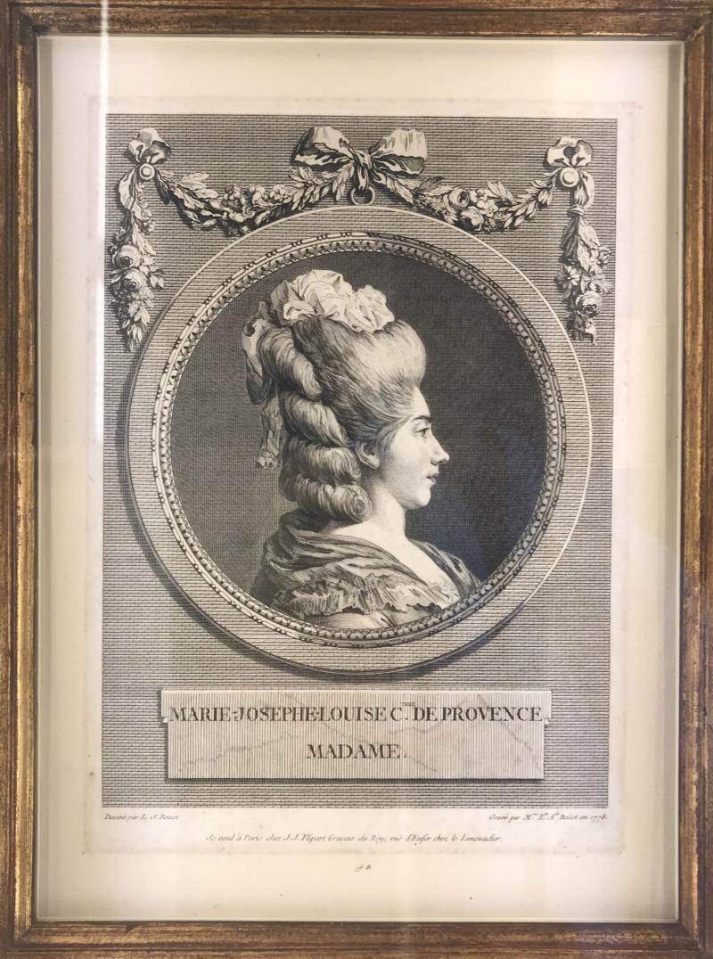 Chapelle expiatoire : expo Marie-Joséphine Louise de Savoie 24f8b310
