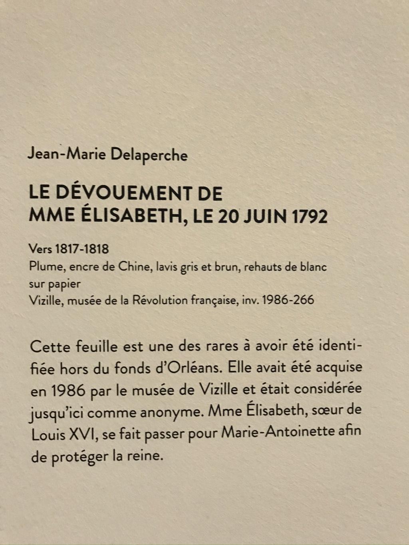 Expo. Jean-Marie Delaperche Musée des Beaux-Arts d'Orléans  284bf710
