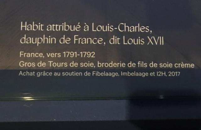 Vizille : Exposition Heurs et malheurs de Louis XVII 30c23210