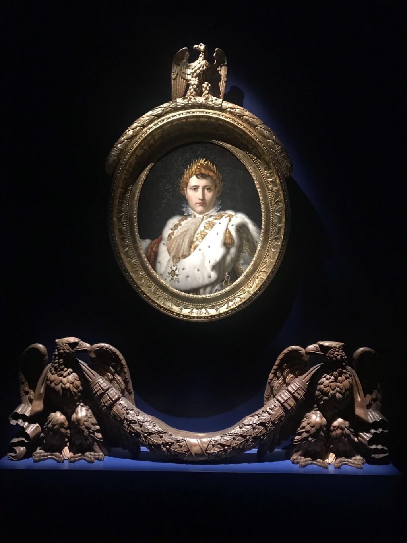 Fontainebleau, Exposition La Maison de l'Empereur. 2019 39b68a10
