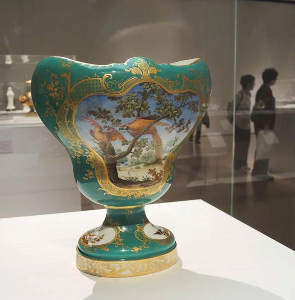Expo Porcelaines de la cour de France à Shizuoka, Japon 2018 3aa38c10