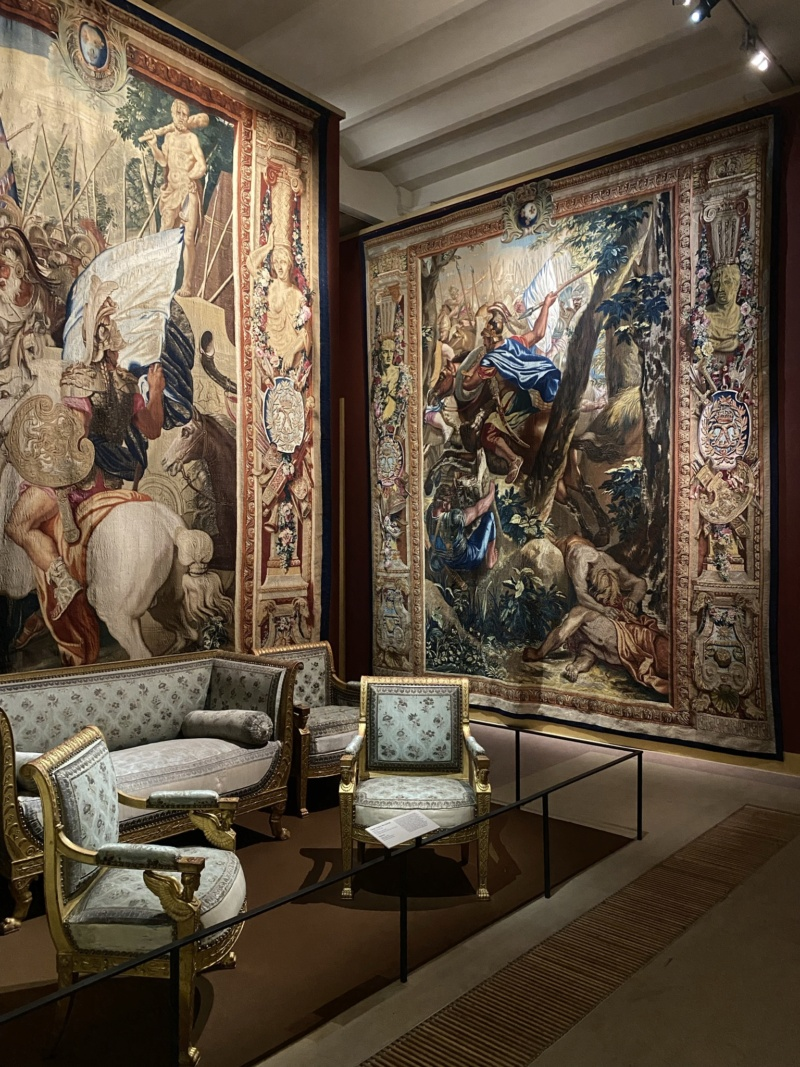Les Palais disparus de Napoléon, au Mobilier national (2021) 3c15da10