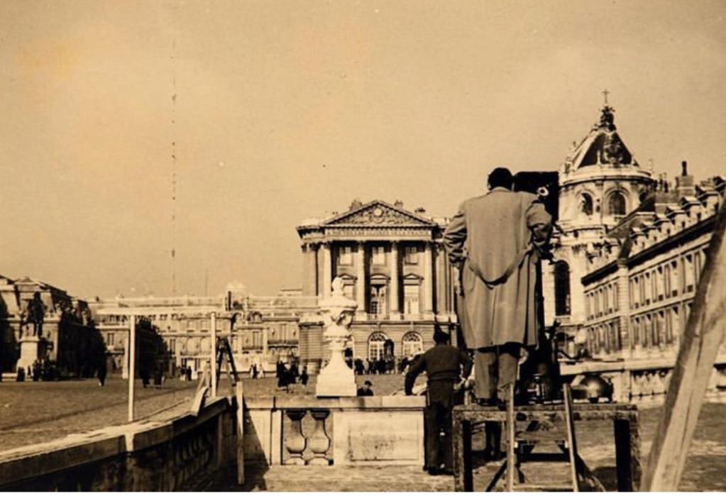 Le château de Versailles et le cinéma 5249ae10
