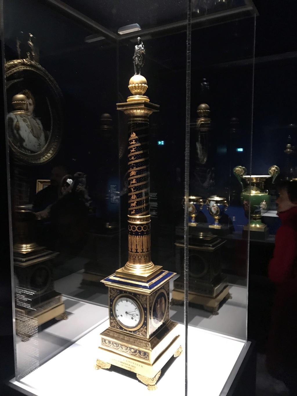 Fontainebleau, Exposition La Maison de l'Empereur. 2019 5dd0ac10