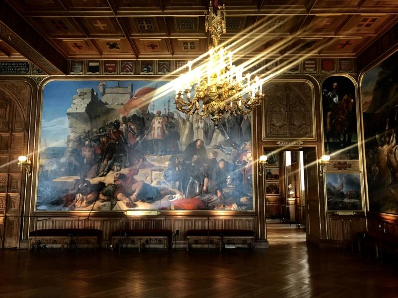 Exposition Louis-Philippe, en 2018 à Versailles - Page 4 66baea10
