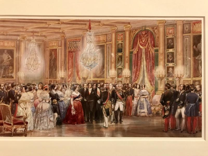Exposition Louis-Philippe, en 2018 à Versailles - Page 5 7824ac10