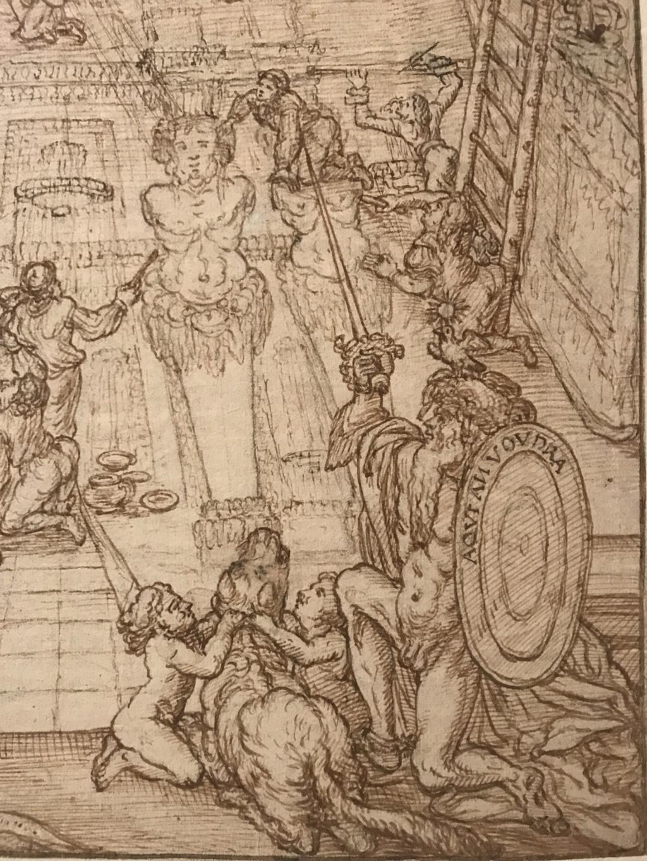 Georges Focus : La folie d'un peintre de Louis XIV 7a119d10