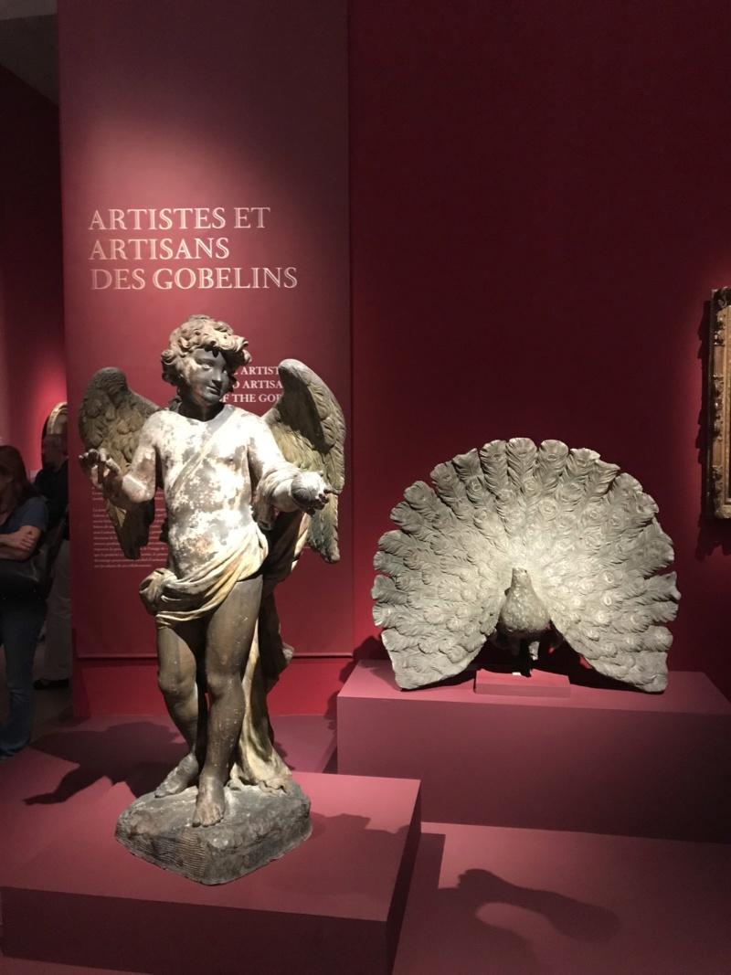 Exposition Créer pour Louis XIV, Galerie des Gobelins - Page 2 84df0610