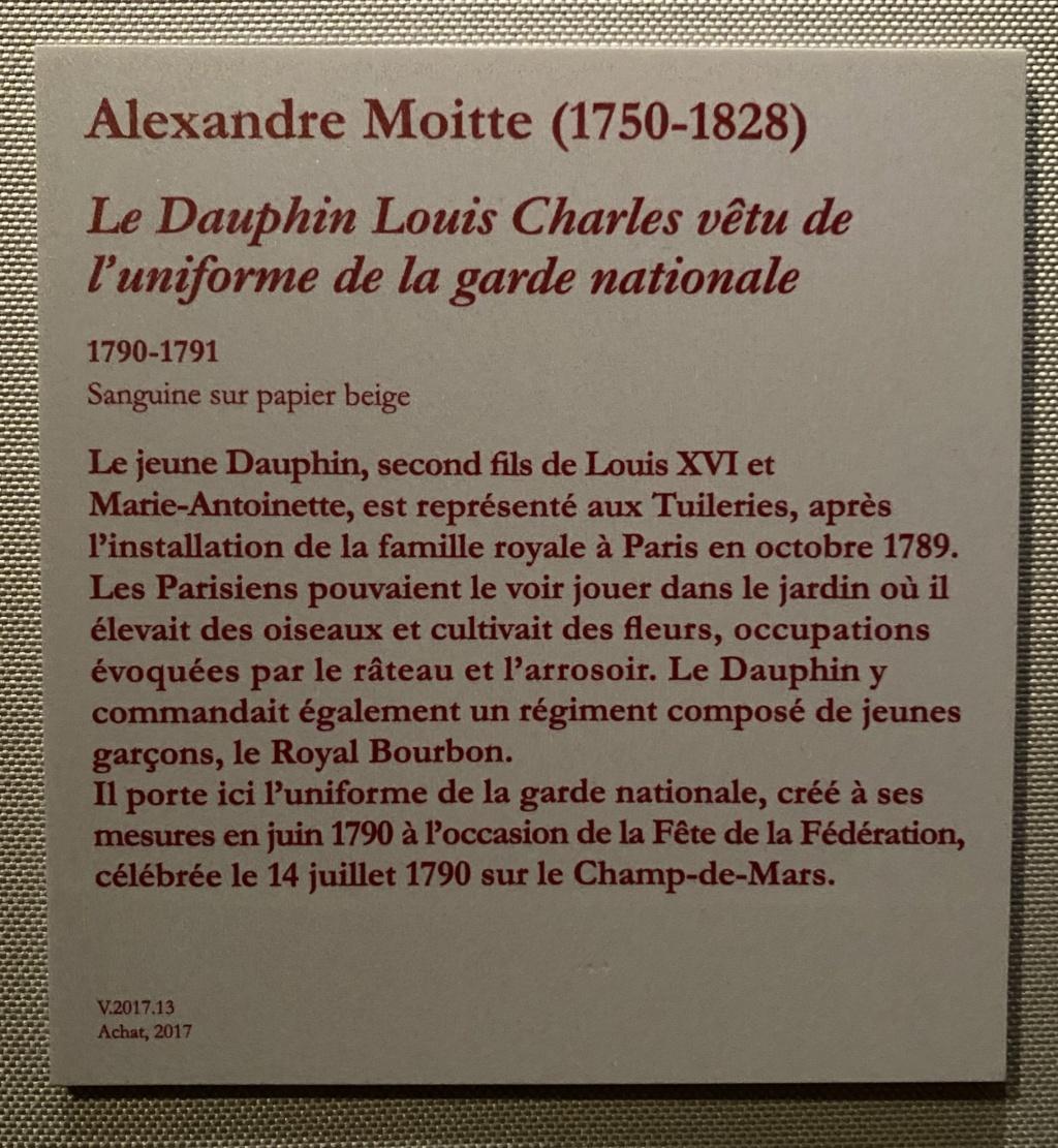 Expo. Dessins pour Versailles, Vingt ans d'acquisitions 8fc1ac10