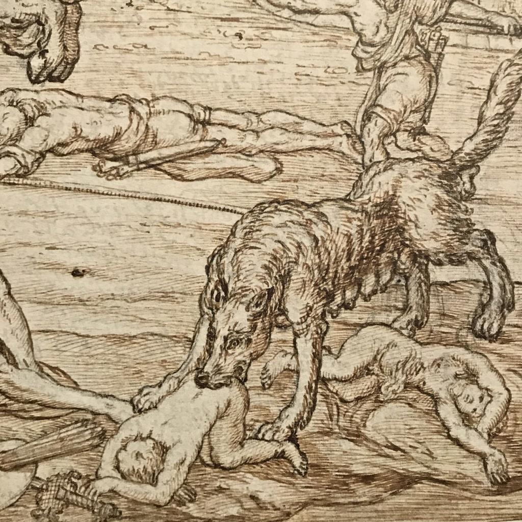 Georges Focus : La folie d'un peintre de Louis XIV 90ff7810