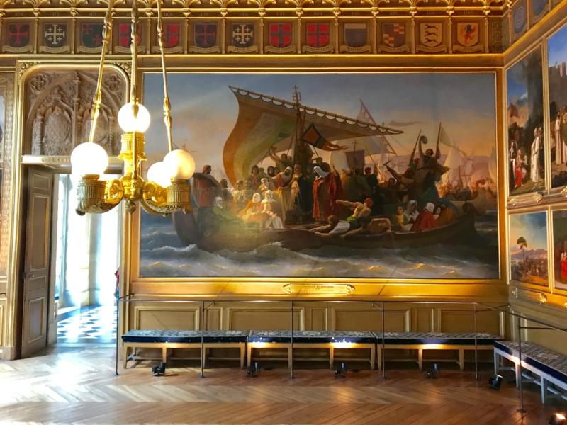 Exposition Louis-Philippe, en 2018 à Versailles - Page 4 9ef05810