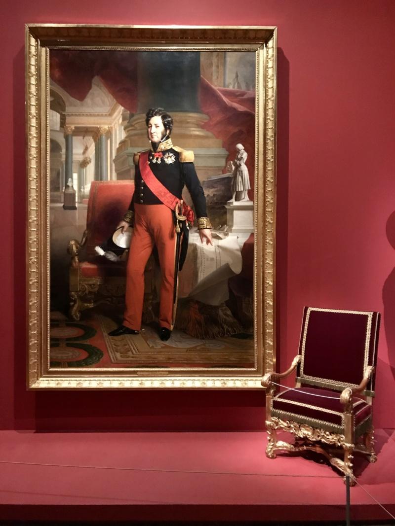 Exposition Louis-Philippe, en 2018 à Versailles - Page 5 A3dcae10